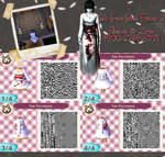 Sae QR Code for Animal Crossing: New Leaf