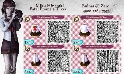 Miku Hinasaki QR Code AC:NL