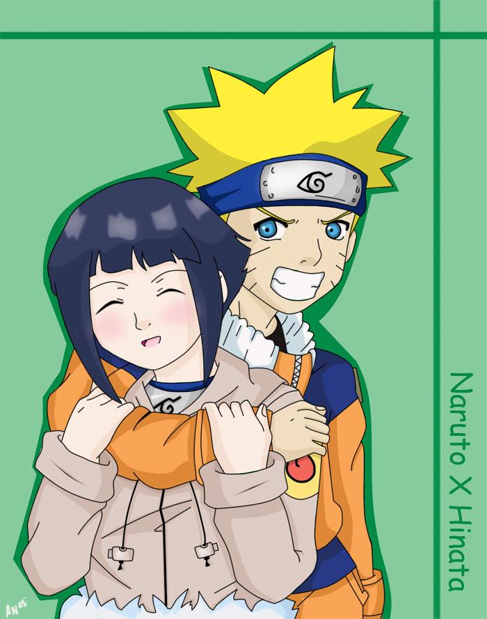 Naruto X Hinata by TeenBulma on DeviantArt
