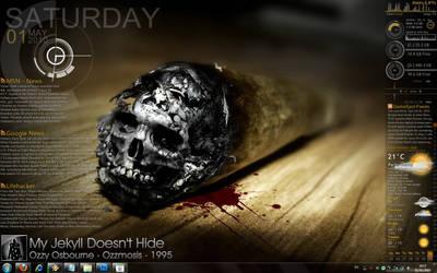 Death Stick by VClouds