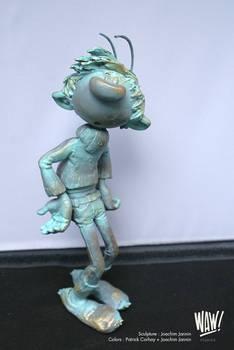 Gaston Bronze 1