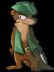 Otter Dude