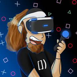 Logo for PSVR Life