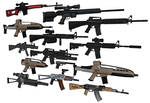 Dangerman's gun collection 2