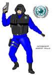 INTERCEPT agent - male