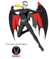 GHOST Succubus - refined by Dangerman-1973