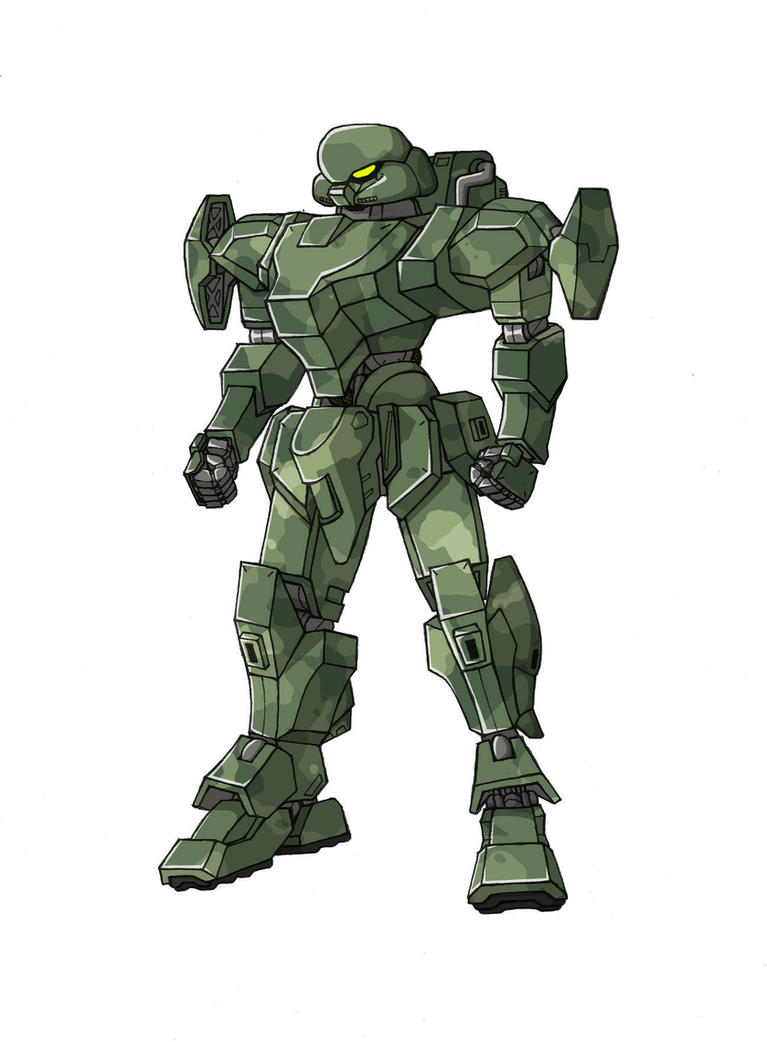 XM-216 Avatar-7 concept 2 by Dangerman-1973