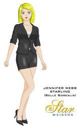 Jennifer Webb Starling - refined by Dangerman-1973