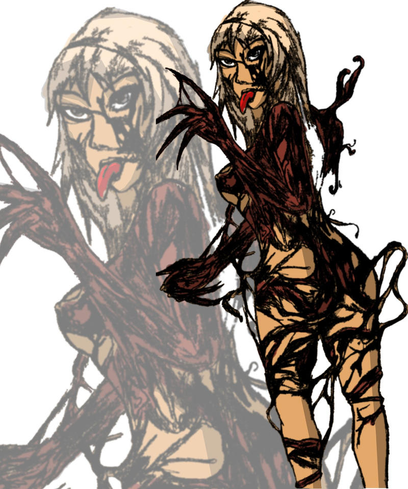Gwen Stacy Carnage Fan Art Pictures to Pin on Pinterest ...