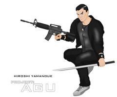 Hiroshi Yamanoue - refined by Dangerman-1973