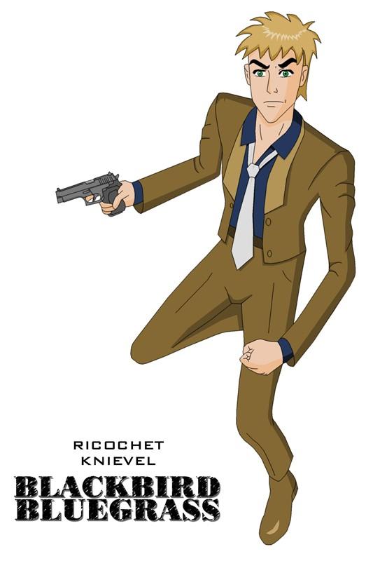 Ricochet Knievel - refined by Dangerman-1973