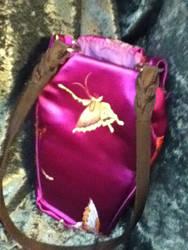 Butterfly coffin purse by karrish