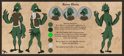 Reina Eloria