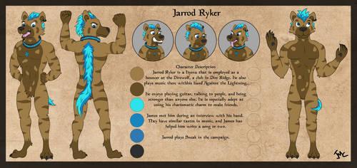 Jarrod Ryker
