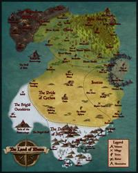 Campaign Map: Rheun