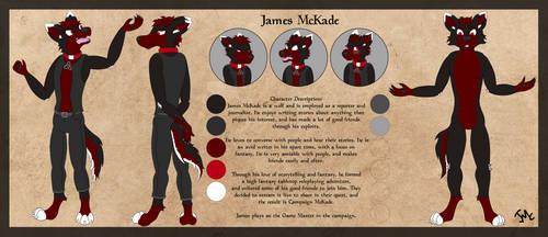 James McKade