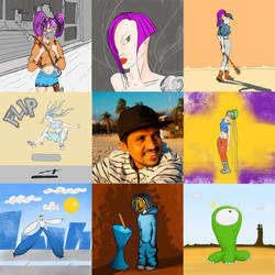 Art vs Artist 2021 submission