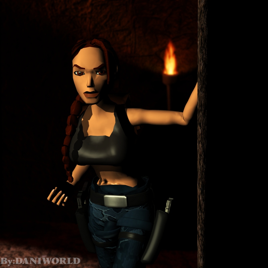 Tomb raider 3 adventures of lara croft pc