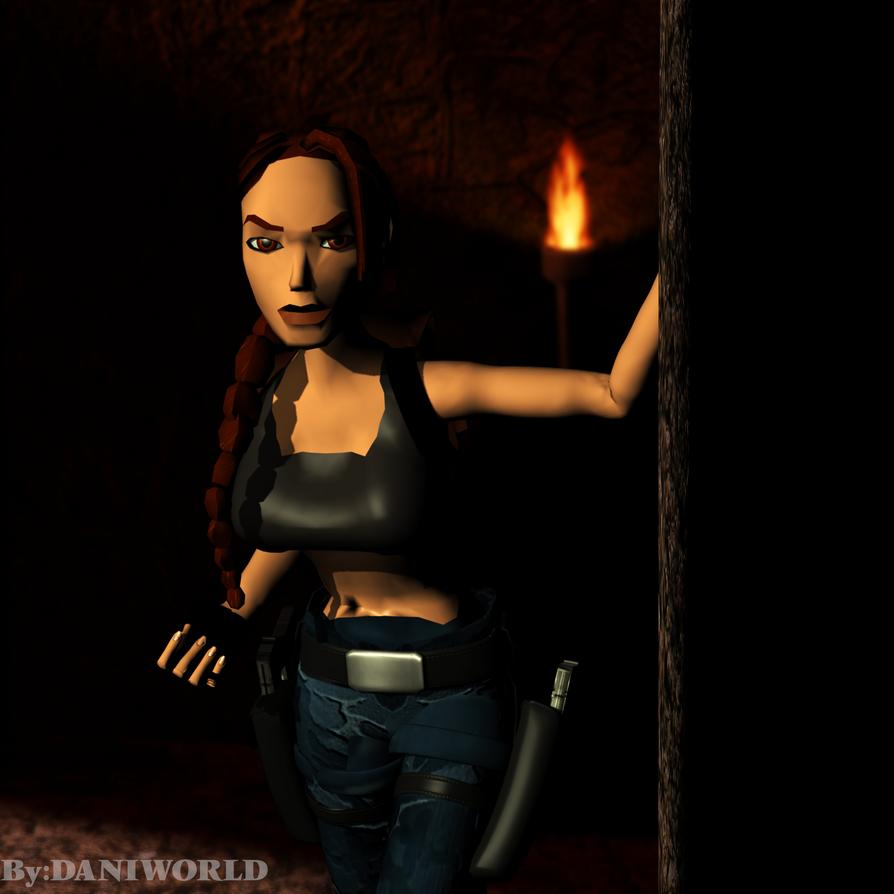 3d Tomb Raider Wallpaper: Tomb Raider 3 Adventures Of Lara Croft Nevada Lara By