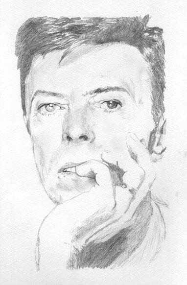David Bowie by im-jess