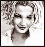 Drew Barrymore by im-jess