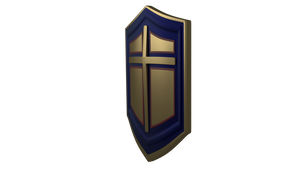 Holy Shield of Godmore 2.0 by Plateal