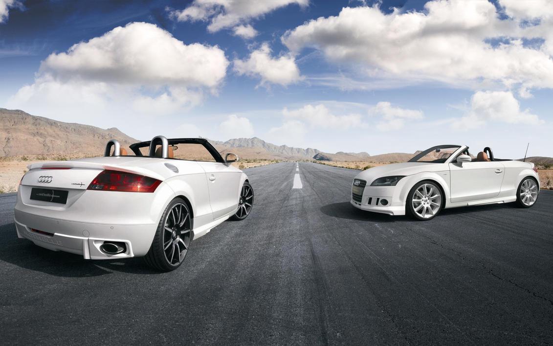 Audi TT by Benjamin-Dandic