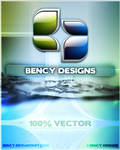 BENCY DESIGNS Logo v2