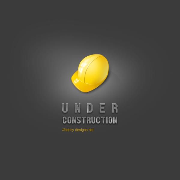 BD Under Construction by Benjamin-Dandic