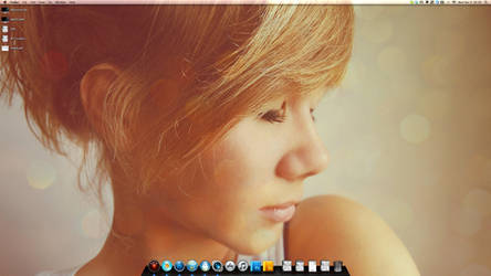 My new iMac 27 :D