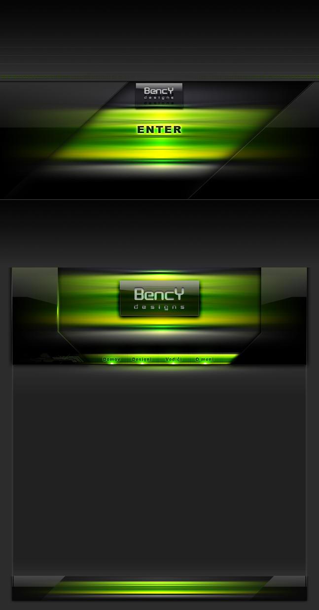 Green Webdesign by Benjamin-Dandic