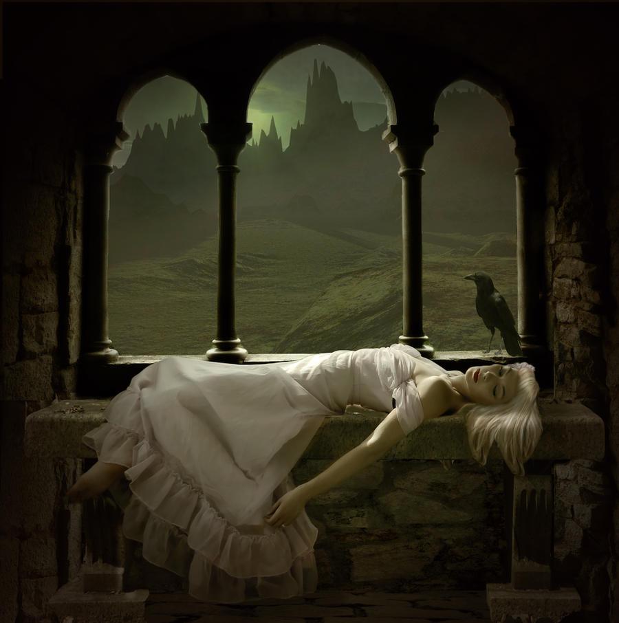 Beauties Slumber by TwilitesMuse