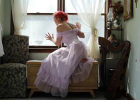 Through a Window by TwilitesMuse
