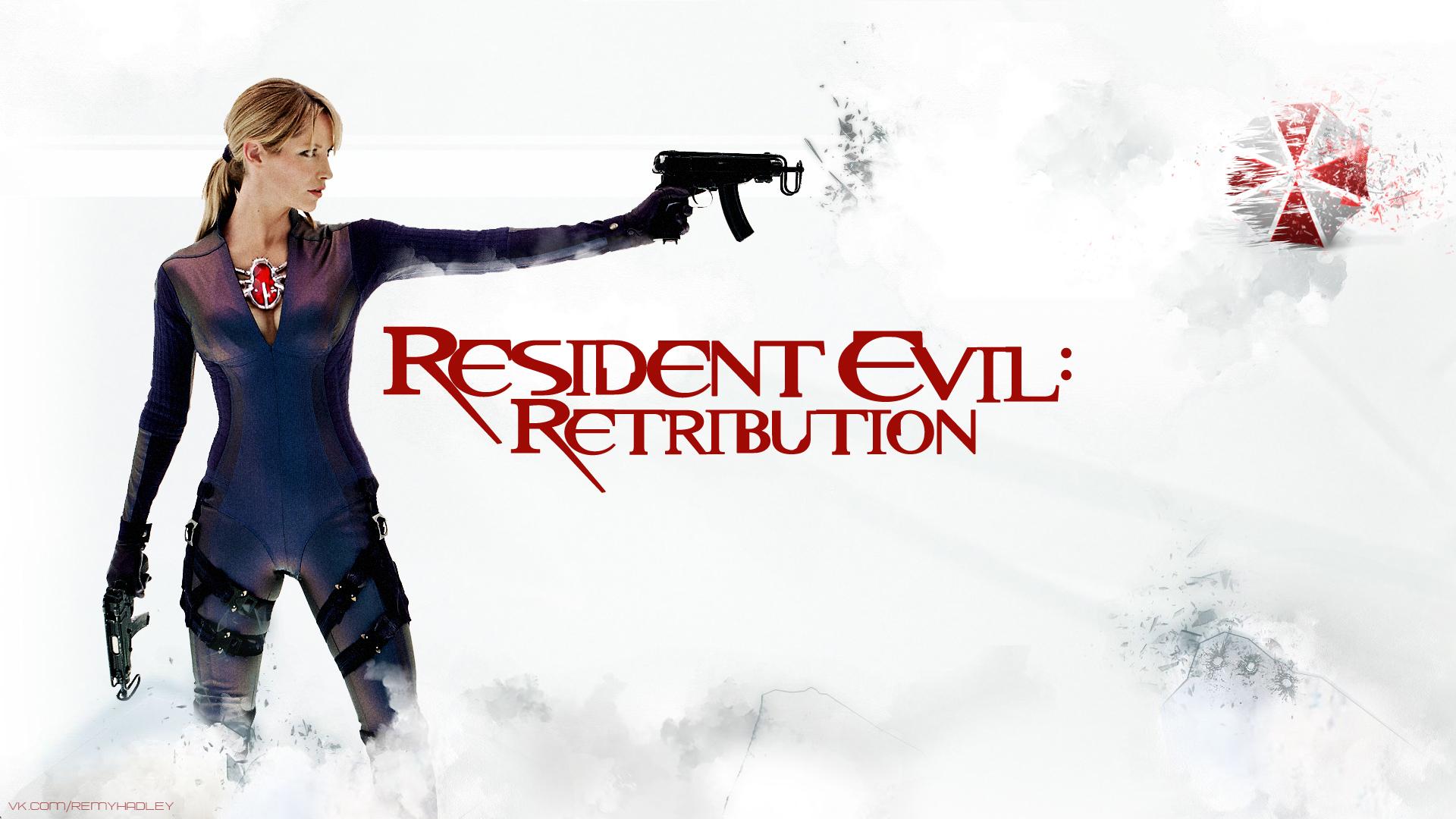 Jill Valentine (Estilo Resident Evil Retribution) y más! Re_retribution_jill_wallpaper_by_juliamoskvina-d5bianp