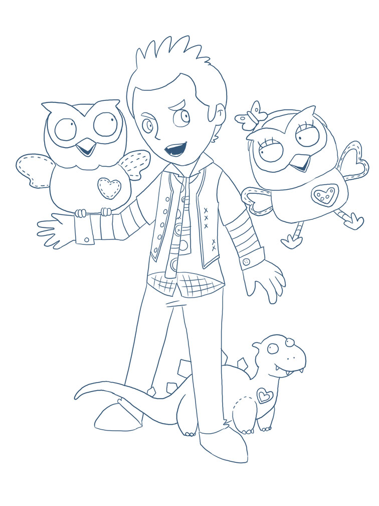Colouring Pages Giggle And Hoot Free Coloring Of