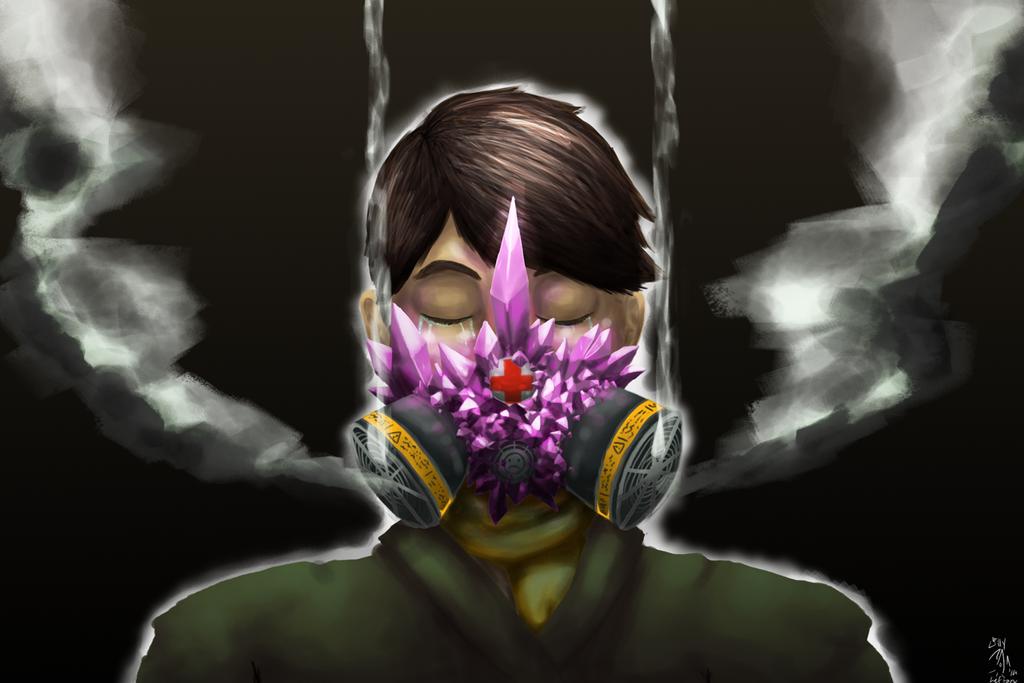 Crystal Mask by asya173