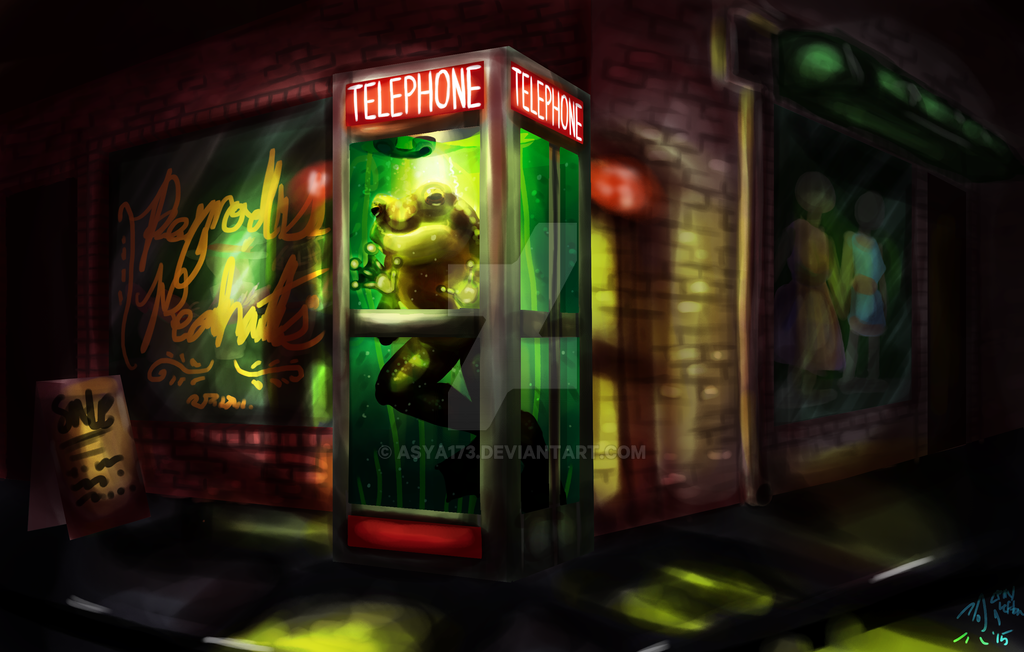 The Loveland Frog by asya173