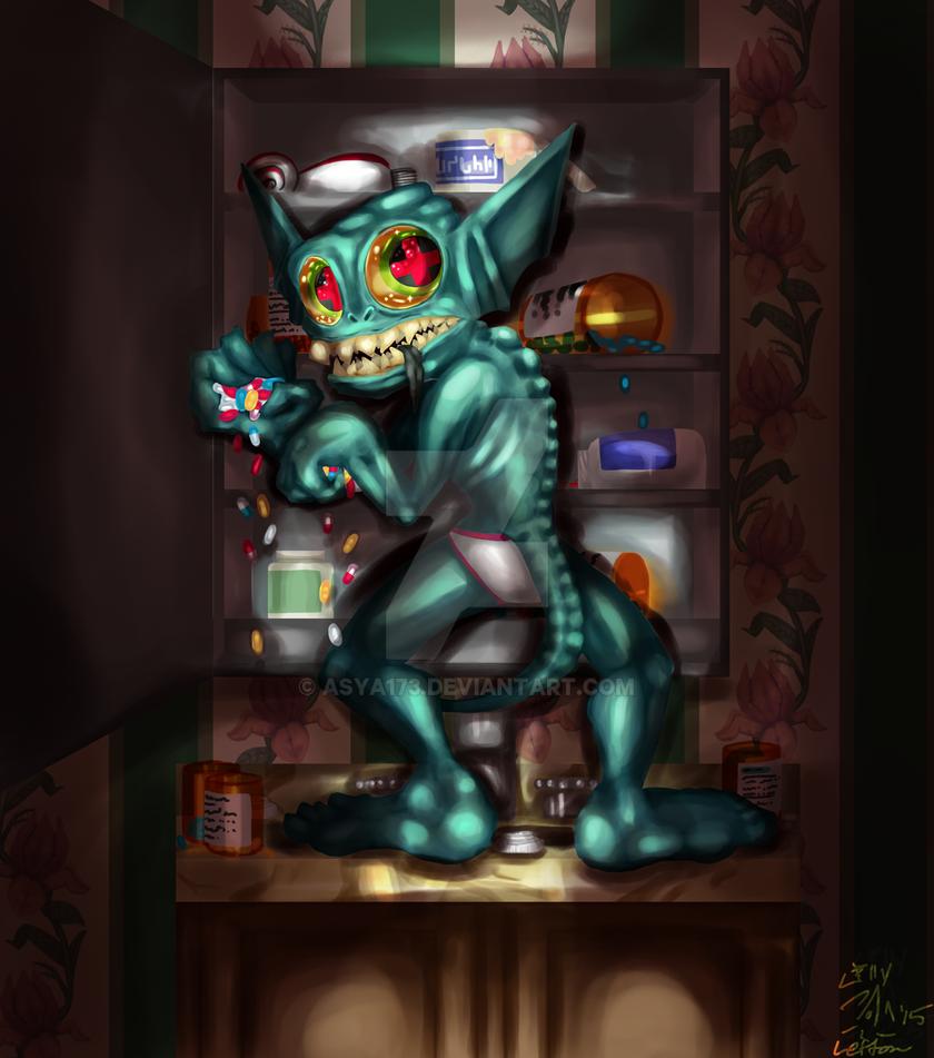 Goblin by asya173