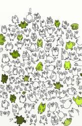 how many owls? by rozalek