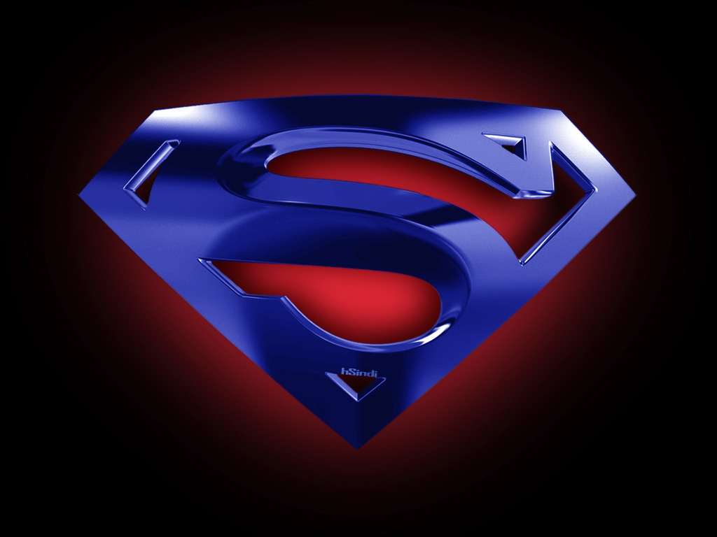 Superman Emblem-red_neon by hsindi on DeviantArt