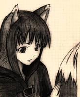Spice and Wolf by mAd---HaTTer