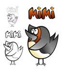 MIMI a andorinha (swallow)