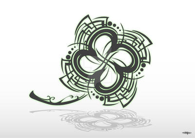 Four Leaf Clover... by MPtribe