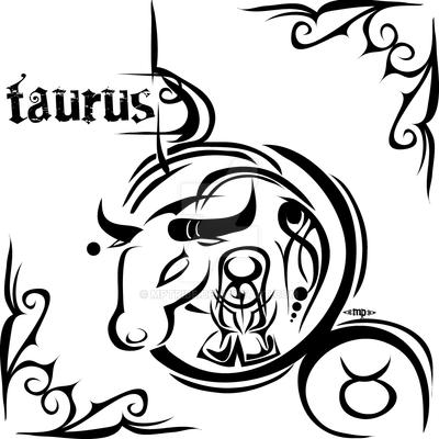 ee8b1ee6d Zodiac Sign Tattoo : Taurus by MPtribe on DeviantArt
