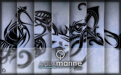 AquaMarine Series by MPtribe