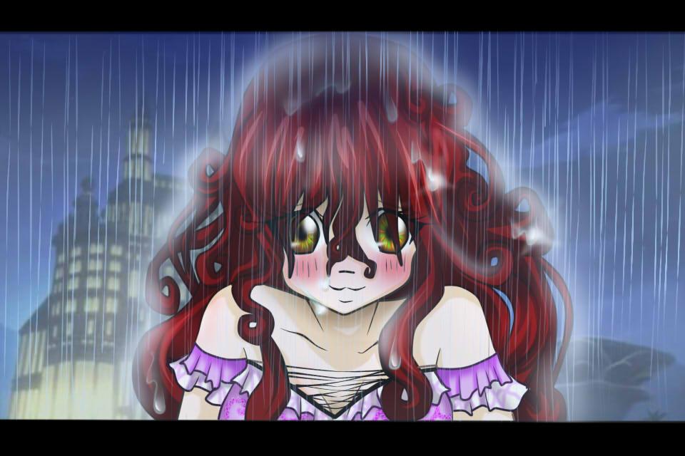 ame rain by kukurice