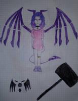 Violet by xxgloria