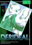 Derideal webcomic +fanart+