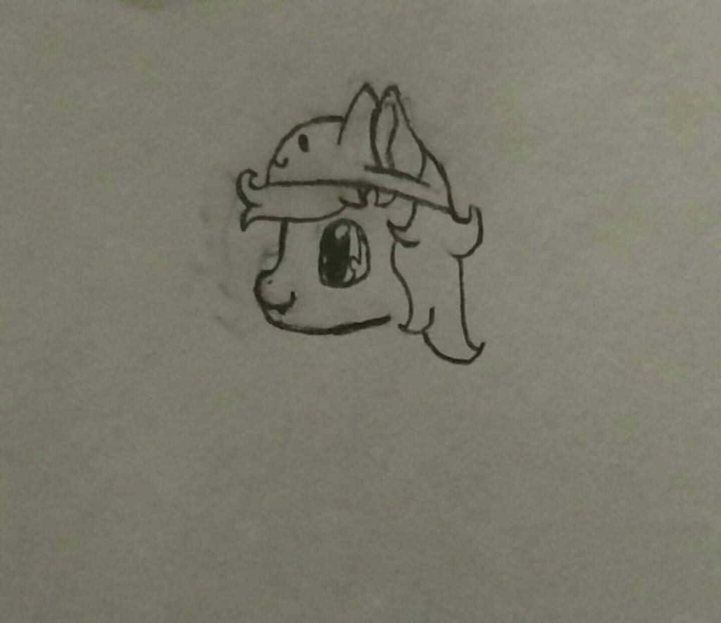 Nepeta Pony by BirdieBlueLapiz