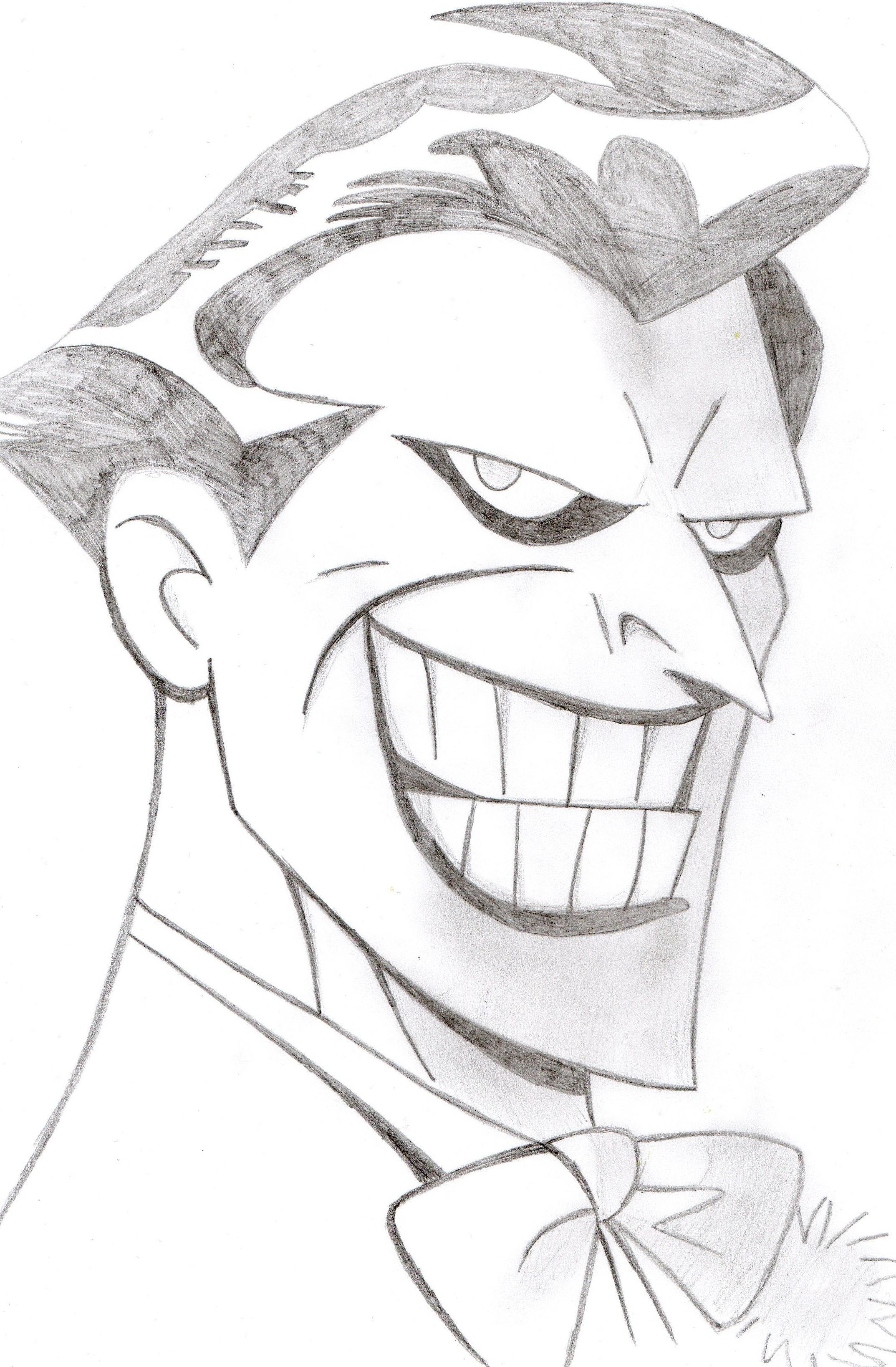 Joker Portrait by BANGcreative on DeviantArt  Joker Portrait ...